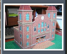 image regarding Free Printable Model Railway Buildings named Rail Aspect