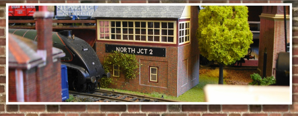 image regarding Free Printable Model Railway Buildings called Rail Facet